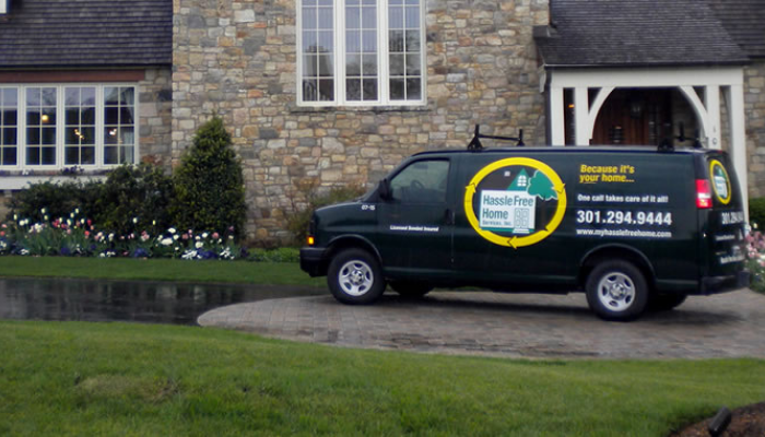 Home Maintenance Company Moves To Rockville.