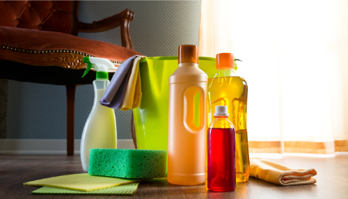 Household Cleaners That Kill Coronaviruses